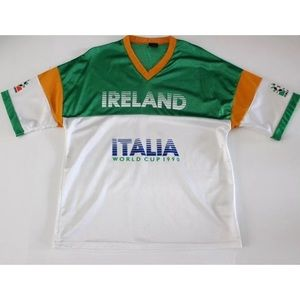 Other - Republic Of Ireland 1990 WC Large Football Shirt